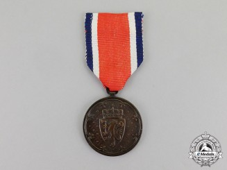 Norway. A Korea Service Medal 1951-1954