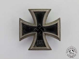 "Germany. A Rare ""Godet"" Made Iron Cross 1st Class 1939"