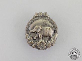 "Germany, Imperial. A Colonial ""Elephant"" Badge"