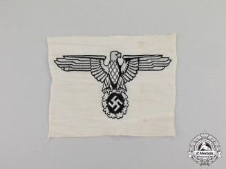 Germany. An SS-Command Pennant Eagle