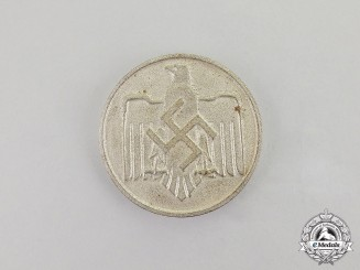 Germany. A 1936 Gau VI Magdeburg DRL Swimming Championships Medal