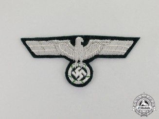 Germany. An Absolutely Mint and Unissued Third Reich Period Wehrmacht Officer's Breast Eagle