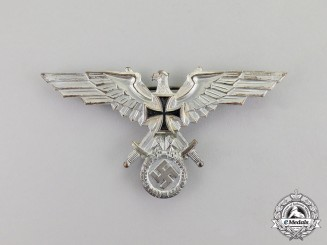 Germany. A German Veteran's Organization Breast Eagle