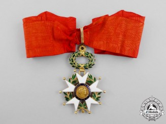 A French Legion of Honour, Commander, Third Republic (1870-1951)