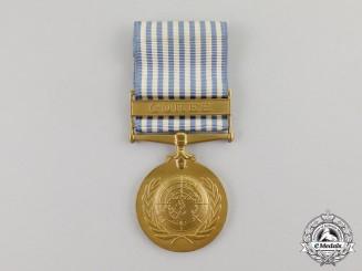 France. A United Nations Korea Medal