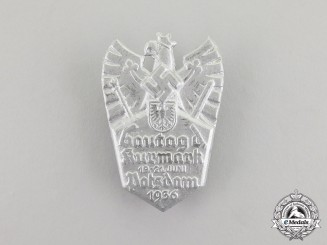 Germany. A 1936 Kurmark District Council Day Badge