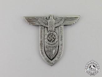 Germany. A 1937 Schleswig-Holstein-Kiel Regional Council Day Badge
