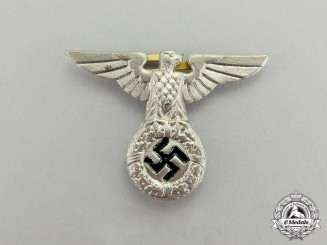Germany. A NSDAP Political Cap Eagle; Early c. 1934 Pattern by Overhoff & Cie