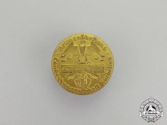 Germany. A Reichsnährstand Kurhessen 40 -Year Long Membership Badge