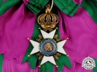 Saxe-Coburg-Gotha. A Saxe-Ernestine House Order, 1st Class Grand Cross, c.1910