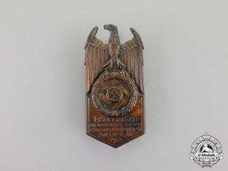 Germany. A 1933 SA Group Plauen-Zwickau Meeting Badge