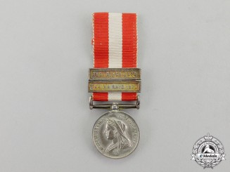 Great Britain. A Miniature Canada General Service Medal 1866-1870; Red River