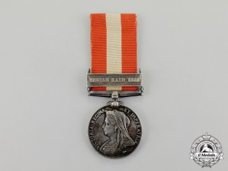 Great Britain. A Canada General Service Medal to Meaford Rifle Company No. 2