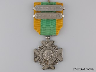 Dutch Expedition Cross; ATJEH 1875-1896 & KLEINE SOENDA-EILANDEN 1905-1906