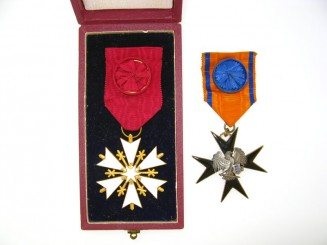 Awards to James Caro, Honorary