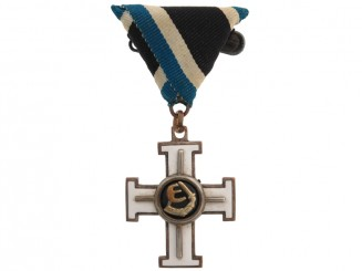 Cross of Liberty, 3rd Class, Grade I.