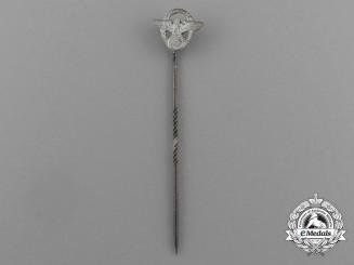 A Third Reich Police/Gendarmerie Stick Pin
