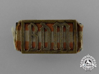A BDM Membership Badge