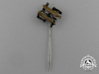 A Reichsnährstand/Blood and Soil Membership Stick Pin by Deschler und Sohn