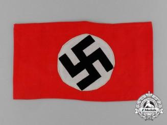 A Late War NSDAP Membership Armband