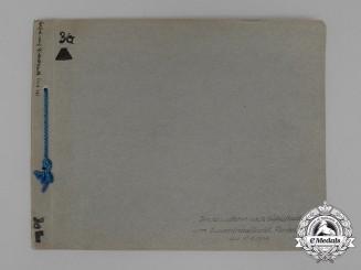 Germany, Third Reich. A 1939 Photo Album of the Citizen's Play 'Florian Geyer' in Gerolshausen