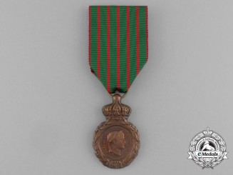 A French St. Helena Medal