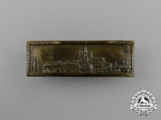A Prague Campaign Bar for a Commemorative Sudetenland Medal