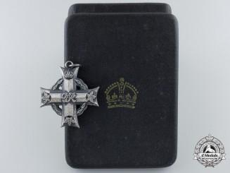 A Second War Period Memorial Cross to a Veteran of Three Wars
