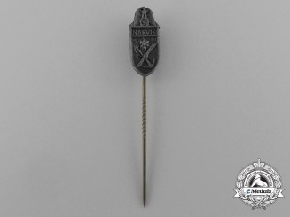 A Narvik Shield Miniature Stick Pin