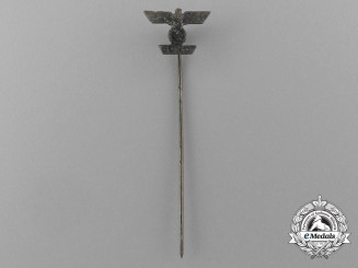 A Miniature Clasp to the Iron Cross 1939 Stick Pin