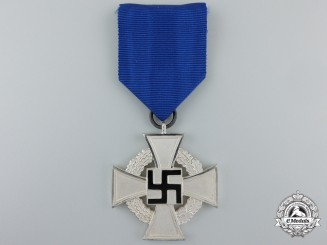 A Mint German Faithful Service Cross