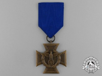 A Border Protection (Zollgrentzschutz) Long Service Award