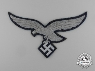 A 2nd Type Luftwaffe Breast Eagle for an Officer's Overcoat