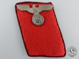 "An NSDAP District (Gau) Level Anwärter (Party Member ""Candidate"") Collar Tab"