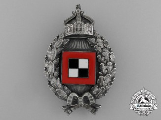 A First War Prussian Observer's Badge by Carl Dilenius of Pforzheim