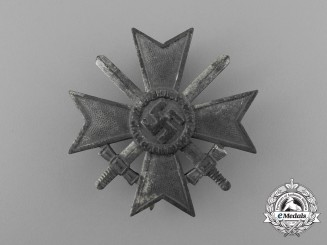 A German War Merit Cross First Class with swords