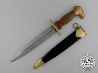 A Slovakian Hlinka Guard Dagger