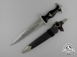 An 1933 EM-SS Dagger by Robert Klass, Solingen
