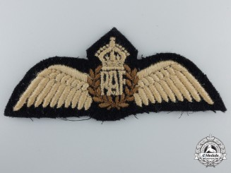A Second War  Royal Air Force (RAF) Pilot Wing