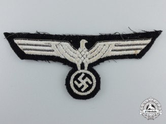 An Unusual Panzer Brest Eagle; French Made