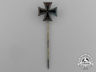 A First War German Iron Cross 1914 Miniature Stick Pin