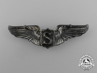 An American Army Air Force Service Pilot Badge