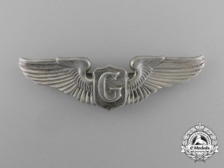 An American Army Air Force Glider Pilot Badge