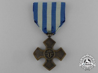 A Romanian Commemorative Cross for the War 1916-1918