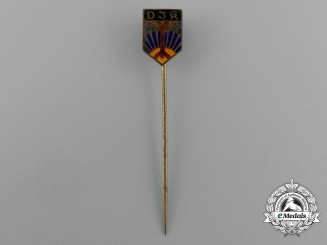 A DJK German Youth Sport Association Stick Pin