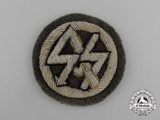 A Scarce Traditional DLV Badge for Members of the SA/SS Flying Corps