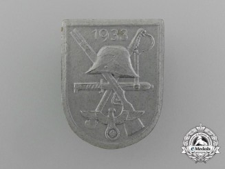 A 1933 Wehrmacht Heer (Army) Parade Badge