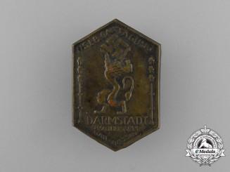 A NSLB Darmstadt Gautagung Badge