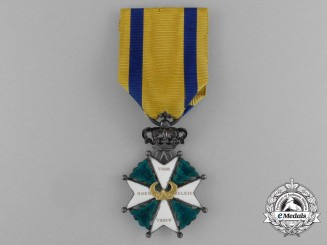 A Scarce Military Order of William; 3rd Class Knight c.1870