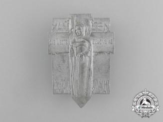 A 1936 Victor von Xanten Martyrdom Celebration Badge by Josef Vorfeld